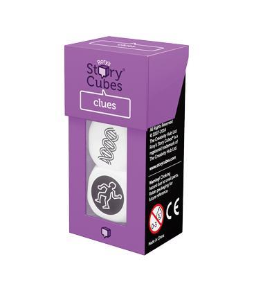Story Cubes Classic: Pistas