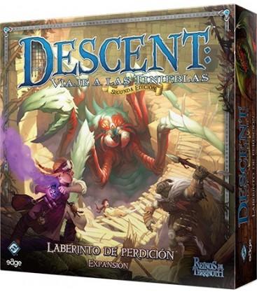 Descent: Laberinto de Perdición