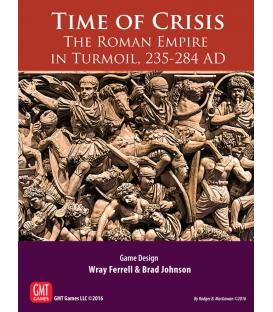 Time of Crisis: The Roman Empire in Turmoil, 235-284 AD (Inglés)