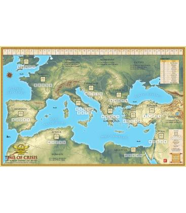 Time of Crisis: The Roman Empire in Turmoil, 235-284 AD