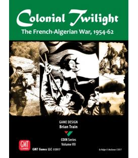 Colonial Twilight: The French-Algerian War, 1954-62 (Inglés)