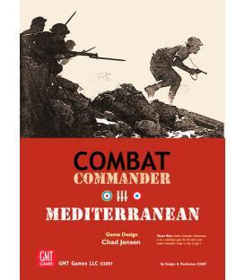 Combat Commander: Mediterranean (Inglés)