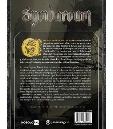 Symbaroum: Aventuras Volumen 1