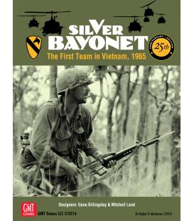 Silver Bayonet: The First Team in Vietnam, 1965 (25th Aniversary)