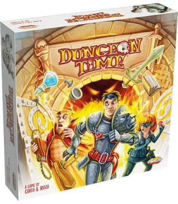 Dungeon Time (+ Promo)