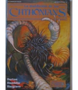 La Llamada de Cthulhu: La Maldición de los Cthonians