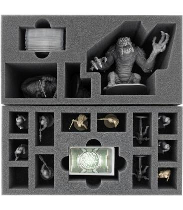 Star Wars Imperial Assault: El Reino de Jabba (Foam Tray Set)