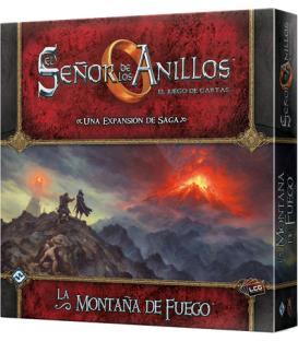 El Señor de los Anillos LCG: La Montaña de Fuego