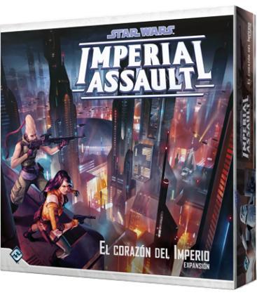 Star Wars Imperial Assault: El Corazón del Imperio