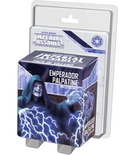 Star Wars Imperial Assault: Emperador Palpatine
