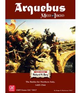 Arquebus: Men of Iron (Inglés)