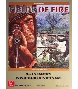 Fields of Fire: 2nd Edition (Inglés)
