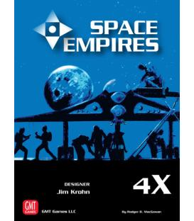 Space Empires: 4th Printing (Inglés)