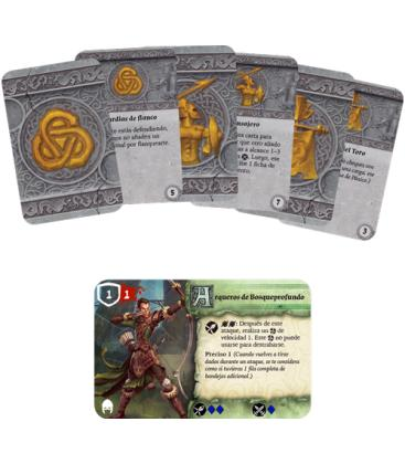 Runewars: Arqueros de Bosqueprofundo