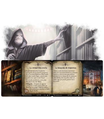 Arkham Horror LCG: Ecos del Pasado / El Camino a Carcosa 1