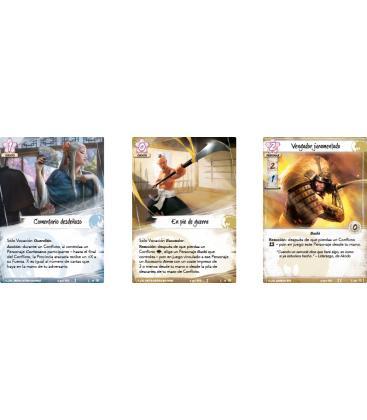 La Leyenda de los Cinco Anillos LCG: Las Lágrimas de Amaterasu / Ciclo Imperial 1