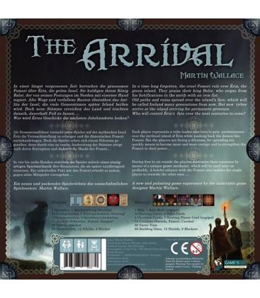 The Arrival + Set Promo