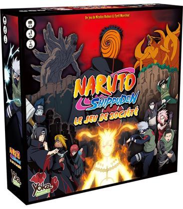 Naruto Shippuden: The Boardgame