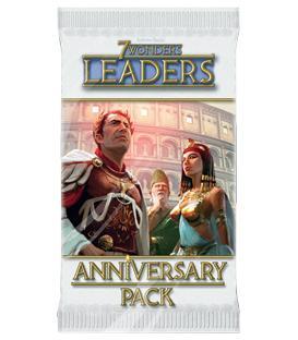7 Wonders Leaders: Pack Aniversario