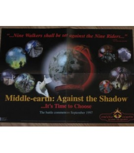 Poster - Middle Earth: Against the Shadow