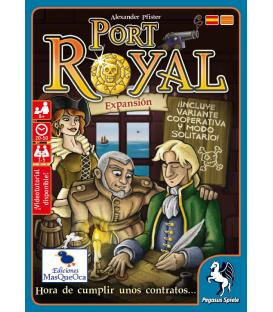 Port Royal: Expansión Contratos