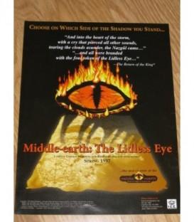 Lámina - Middle Earth: The Lidless Eye