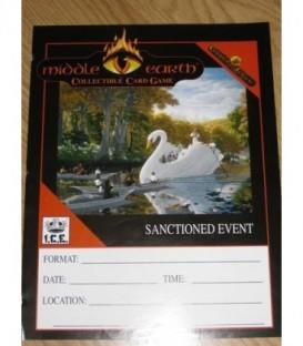 Lámina - Middle Earth: Sanctioned Event
