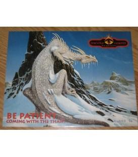 Lámina - Middle Earth: The Dragons
