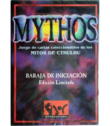 Mythos - Baraja de Iniciación