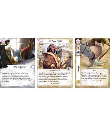 La Leyenda de los Cinco Anillos LCG: Por el Honor y la Gloria / Ciclo Imperial 2