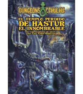 Dungeons & Cthulhu: A1. El Templo Perdido de Hastur el Innombrable