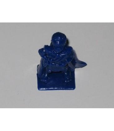 Figura Hobbit Azul