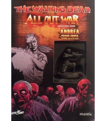 The Walking Dead: Andrea Prison Sniper