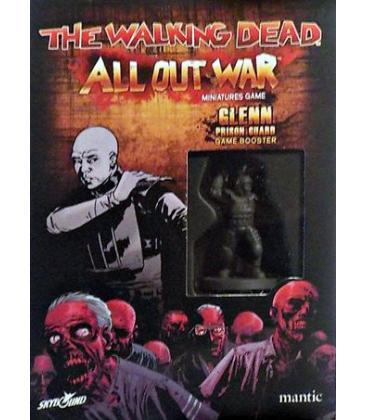 The Walking Dead: Glenn Prison Guard