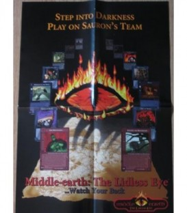 Poster - Step into Darkness: Play on Sauron's Team