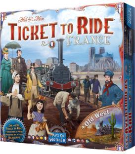 ¡Aventureros al Tren! Francia + El Viejo Oeste