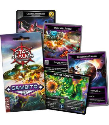 Star Realms: Sobre Gambito