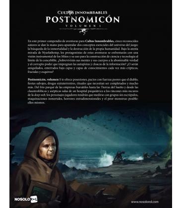 Cultos Innombrables: Postnomicón Vol. 1