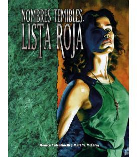 Vampiro La Mascarada 20º Aniversario: Nombres Temibles, Lista Roja