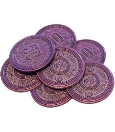Scythe: Monedas 50 (7)