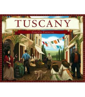 Viticulture: Tuscany (+ Promos)