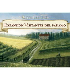 Viticulture: Visitantes del Páramo
