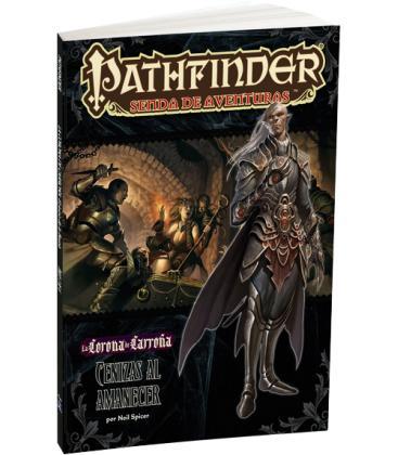 Pathfinder: La Corona de Carroña 5 (Cenizas al Amanecer)