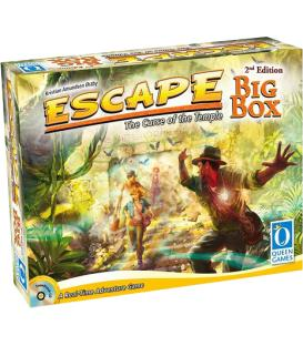 Escape: The Curse of the Temple Big Box - 2nd Edition