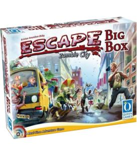 Escape Zombie City: Big Box