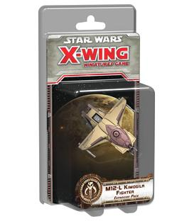Star Wars X-Win: Caza M12-L Kimogila