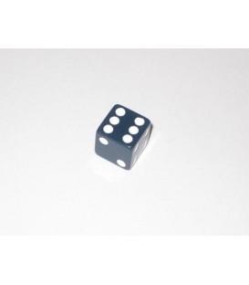 Dado Azul Marino 6 Caras (12mm)