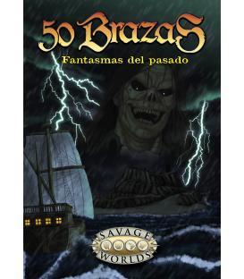 Savage Worlds: 50 Brazas - Fantasmas del Pasado (Pantalla)