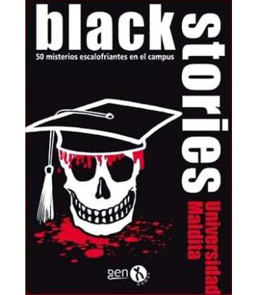 Black Stories: Universidad Maldita
