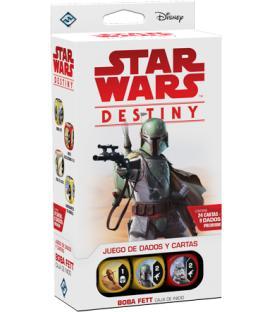Star Wars Destiny: Boba Fett (Caja de Inicio)